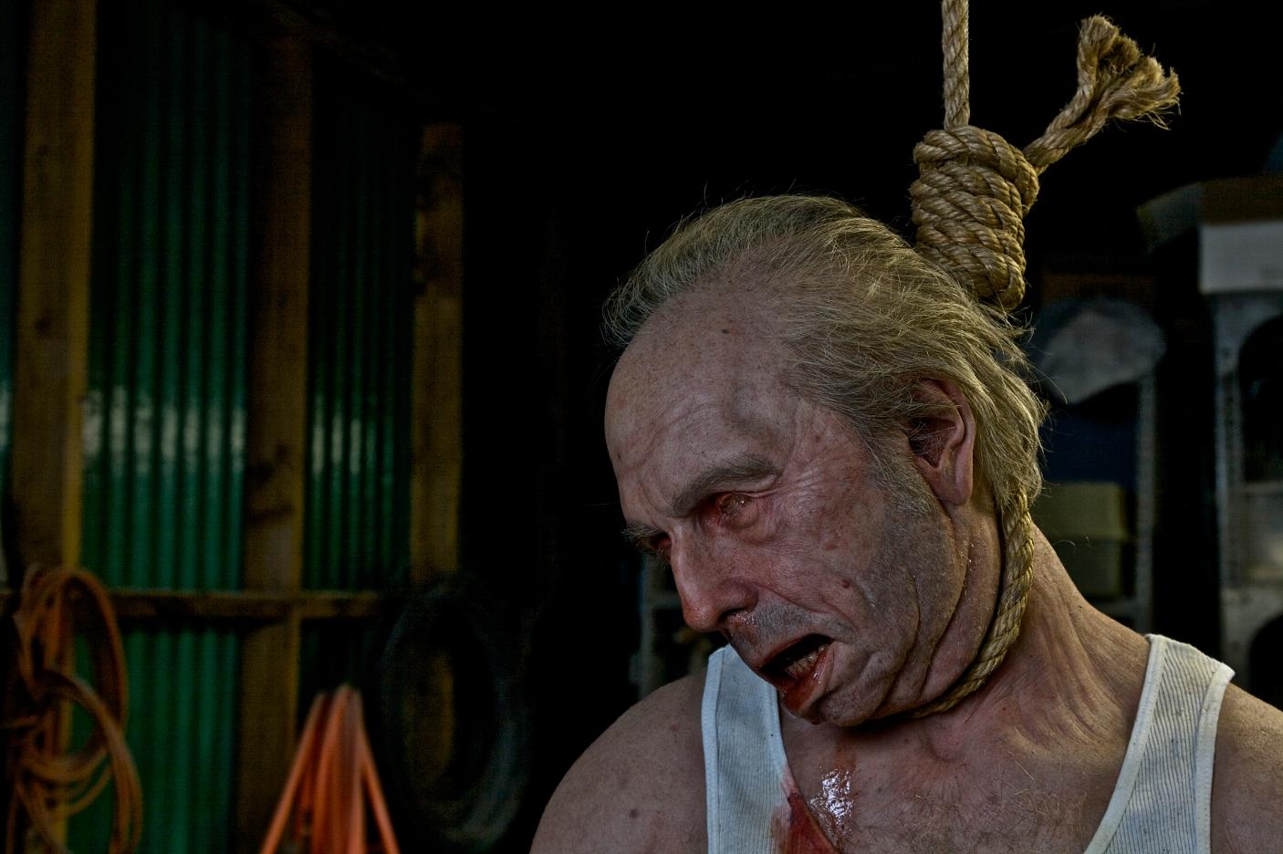 Hanging Man Vincent Van Dyke Effects